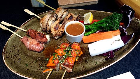 Sticks & Sushi Sticks