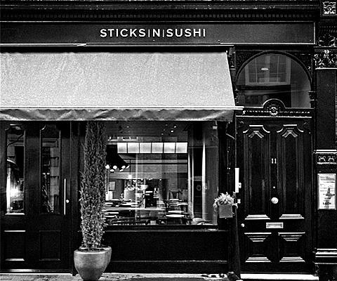 Sticks & Sushi