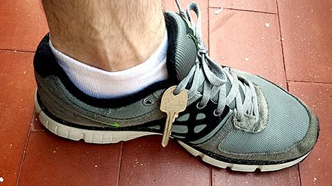Running & Keys 3