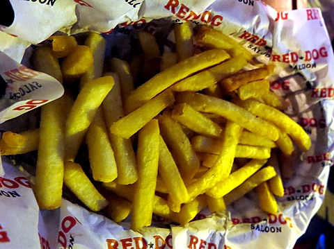 Red Dog Saloon Fries