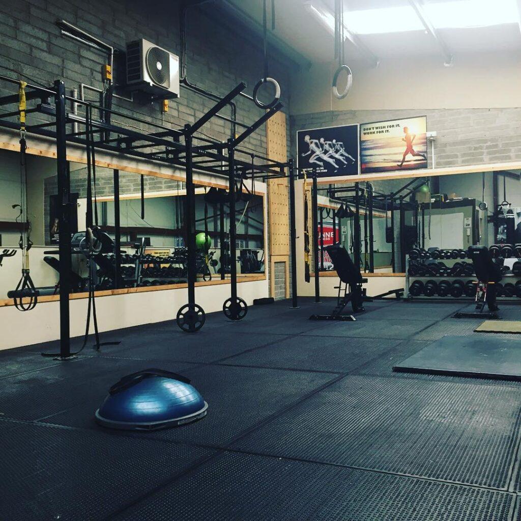 Joe Dunne Fitness: Bootcamp challenge