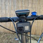 Wahoo GoPro Mount: Front view